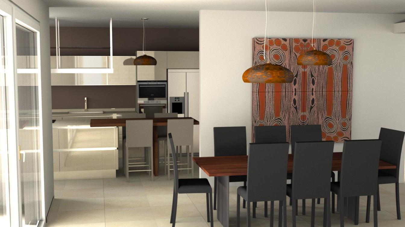 Progettazione casa a Nizza